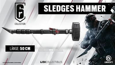 Einfach und sicher online bestellen: Six Collection Replikat Sledges Hammer in Österreich kaufen.