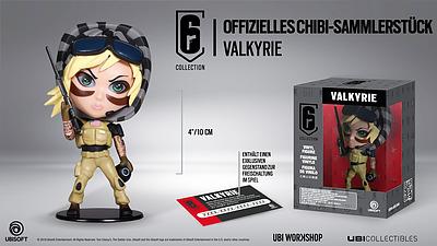 Einfach und sicher online bestellen: Six Collection Vinyl Figur Valkyrie in Österreich kaufen.