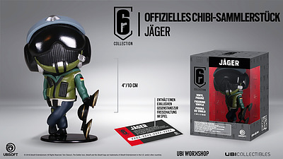 Einfach und sicher online bestellen: Six Collection Vinyl Figur Jäger in Österreich kaufen.