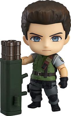 Einfach und sicher online bestellen: Resident Evil Nendoroid Actionfigur Chris Redfield in Österreich kaufen.