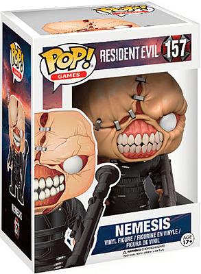 Einfach und sicher online bestellen: Resident Evil POP! Vinyl Figur Nemesis in Österreich kaufen.