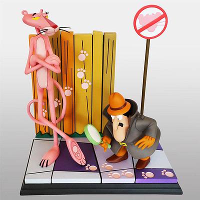 Einfach und sicher online bestellen: Pink Panther & the Inspector in Österreich kaufen.