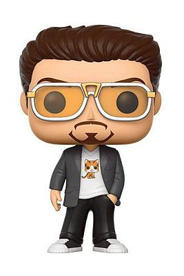 Einfach und sicher online bestellen: Spider-Man Homecoming POP! Vinyl Figur Tony Stark in Österreich kaufen.