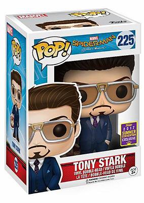 Einfach und sicher online bestellen: Spider-Man POP! Vinyl Tony Stark in Österreich kaufen.