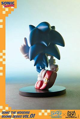 Einfach und sicher online bestellen: Sonic PVC Figur Vol. 1 in Österreich kaufen.