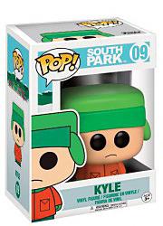 Einfach und sicher online bestellen: South Park POP! Vinyl Figur Kyle in Österreich kaufen.