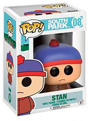 Einfach und sicher online bestellen: South Park POP! Vinyl Figur Stan in Österreich kaufen.