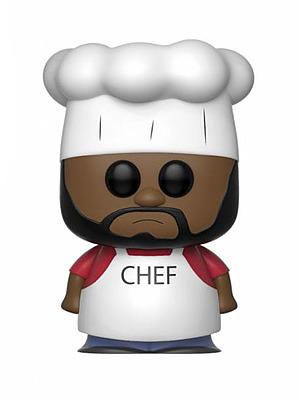 Einfach und sicher online bestellen: South Park POP! Vinyl Figur Chef in Österreich kaufen.