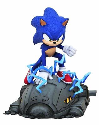 Einfach und sicher online bestellen: Sonic Statue 1/6 in Österreich kaufen.