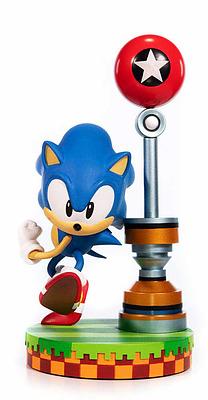 Einfach und sicher online bestellen: Sonic The Hedgehog PVC Statue in Österreich kaufen.