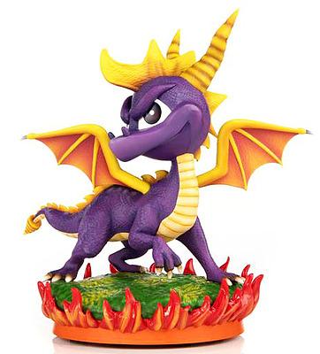 Einfach und sicher online bestellen: Spyro 2: Ripto's Rage PVC Statue Spyro in Österreich kaufen.