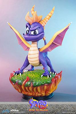 Einfach und sicher online bestellen: Spyro the Dragon Statue in Österreich kaufen.