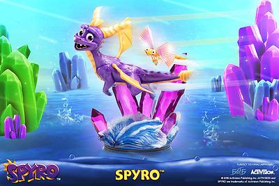 Einfach und sicher online bestellen: Spyro Reignited Trilogy Statue Spyro in Österreich kaufen.