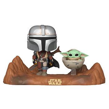 Einfach und sicher online bestellen: Star Wars POP! Mandalorian & Child in Österreich kaufen.