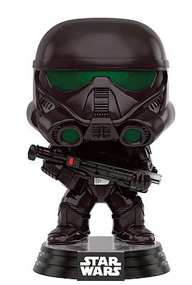 Einfach und sicher online bestellen: Star Wars Rogue One POP! Vinyl Figur Death Trooper in Österreich kaufen.