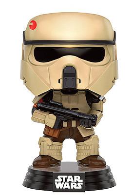 Einfach und sicher online bestellen: Star Wars Rogue One POP! Vinyl Figur Scarif in Österreich kaufen.