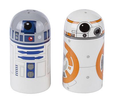 Einfach und sicher online bestellen: Star Wars Salz- und Pfefferstreuer R2-D2 & BB-8 in Österreich kaufen.