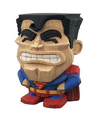 Einfach und sicher online bestellen: DC Comics Teekeez Supermann Vinyl Figur in Österreich kaufen.