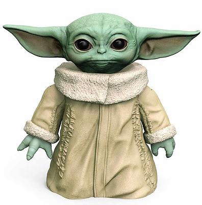 Einfach und sicher online bestellen: Star Wars The Mandalorian The Child Action Figure in Österreich kaufen.