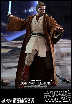 Einfach und sicher online bestellen: Star Wars Actionfigur 1/6 Obi-Wan Kenobi Deluxe in Österreich kaufen.
