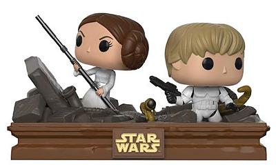 Einfach und sicher online bestellen: Star Wars POP! Vinyl Trash Compactor Escape in Österreich kaufen.
