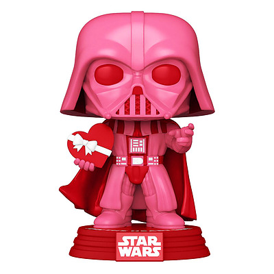 Einfach und sicher online bestellen: Star Wars POP! Vinyl Valentines Vader in Österreich kaufen.