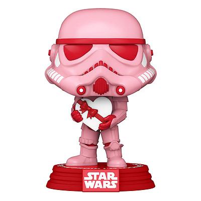 Einfach und sicher online bestellen: Star Wars POP! Vinyl Valentines Stormtrooper in Österreich kaufen.