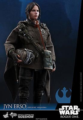 Einfach und sicher online bestellen: Star Wars Actionfigur Jyn Erso Deluxe 1/6 in Österreich kaufen.