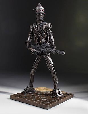 Einfach und sicher online bestellen: Star Wars Collectors Gallery Statue IG-88 1/8 in Österreich kaufen.