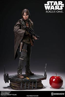 Einfach und sicher online bestellen: Star Wars Rogue One Statue Jyn Erso in Österreich kaufen.