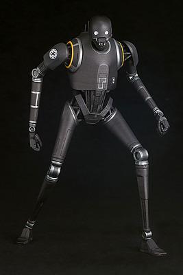 Einfach und sicher online bestellen: Star Wars ARTFX+ Statue K-2SO 1/10 in Österreich kaufen.