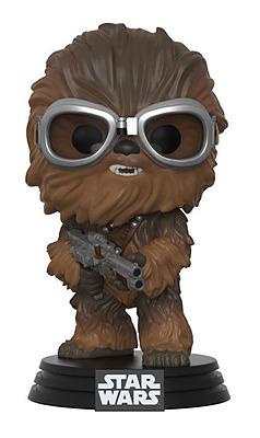 Einfach und sicher online bestellen: Star Wars POP! Vinyl Wackelkopf Figur Chewbacca in Österreich kaufen.