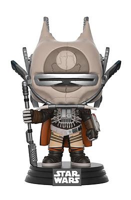 Einfach und sicher online bestellen: Star Wars POP! Vinyl Wackelkopf Figur Enfys Nest in Österreich kaufen.