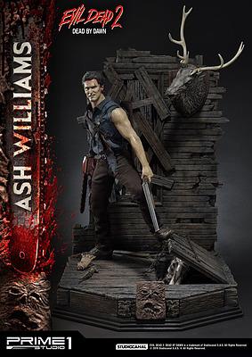 Einfach und sicher online bestellen: Tanz der Teufel 2 Statue 1/3 Ash Williams in Österreich kaufen.