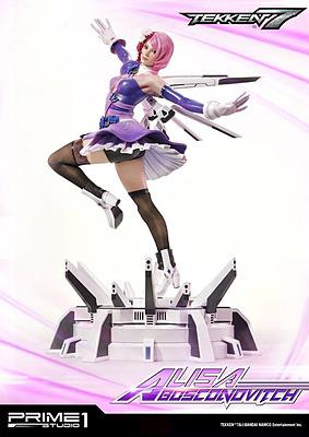 Einfach und sicher online bestellen: Tekken Statue Alisa in Österreich kaufen.