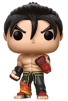 Einfach und sicher online bestellen: Tekken POP! Vinyl Figur Jin Kazama in Österreich kaufen.