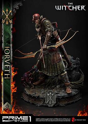 Einfach und sicher online bestellen: The Witcher 2 Assassins of King Statue Iorveth in Österreich kaufen.