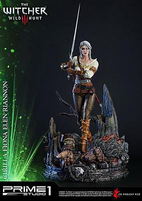 Einfach und sicher online bestellen: The Witcher 3 Statue Ciri of Cintra in Österreich kaufen.
