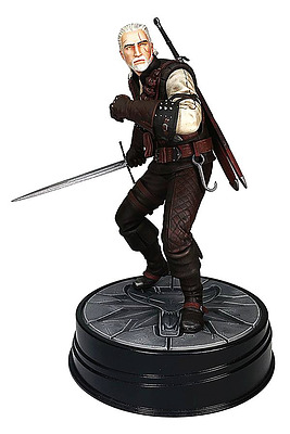 Einfach und sicher online bestellen: The Witcher 3 Statue Geralt Manticore in Österreich kaufen.