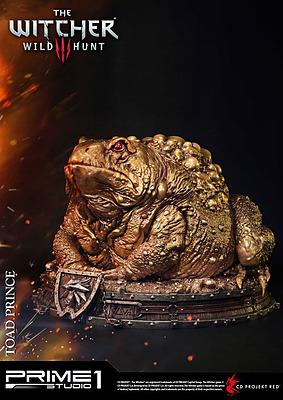 Einfach und sicher online bestellen: The Witcher 3 Statue Krötenprinz Oxenfurt in Österreich kaufen.