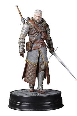 Einfach und sicher online bestellen: The Witcher 3 Statue Geralt Grandmaster Ursine in Österreich kaufen.