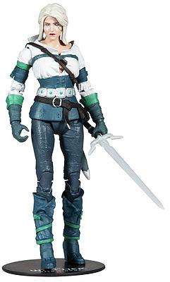 Einfach und sicher online bestellen: The Witcher Actionfigur Ciri Elder Blood in Österreich kaufen.