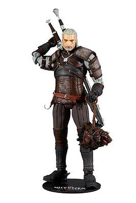 Einfach und sicher online bestellen: The Witcher Actionfigur Geralt in Österreich kaufen.