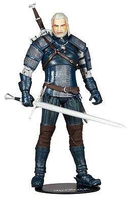 Einfach und sicher online bestellen: The Witcher Actionfigur Geralt Viper Armor in Österreich kaufen.