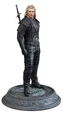 Einfach und sicher online bestellen: The Witcher PVC Statue Geralt of Rivia in Österreich kaufen.