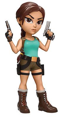 Einfach und sicher online bestellen: Tomb Raider Rock Candy Vinyl Figur Lara Croft in Österreich kaufen.