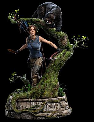 Einfach und sicher online bestellen: Tomb Raider Statue 1/4 Lara Croft in Österreich kaufen.