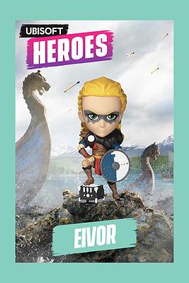 Einfach und sicher online bestellen: Ubisoft Heroes Eivor Female in Österreich kaufen.