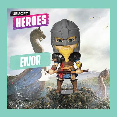 Einfach und sicher online bestellen: Ubisoft Heroes Eivor Male in Österreich kaufen.