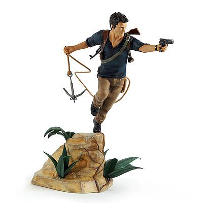 Einfach und sicher online bestellen: Uncharted 4 Statue Nathan Drake in Österreich kaufen.